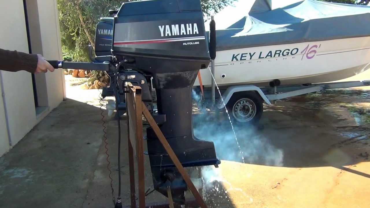 Yamaha 30 hp outboard manual